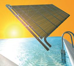 The solar-rapid® collector gives you warmth free-of-charge.