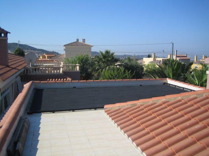 Chauffe piscine solaire solar rapid en espagne pr s d for Chauffe piscine solaire maison