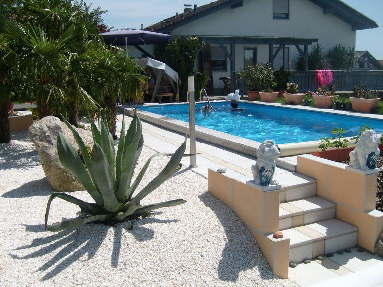 Galerie photos et r f rences for Pergolas para piscinas